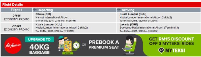 booking tiket