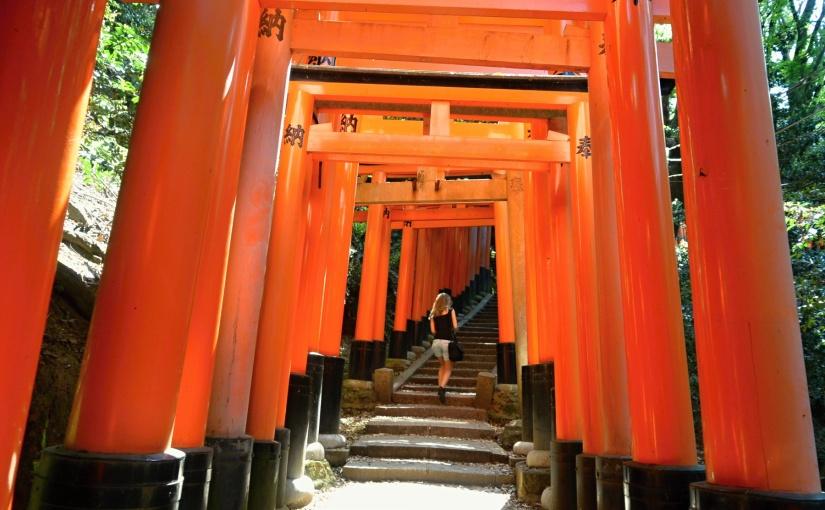 Day 3 : Menjelajah Kota Tua Kyoto (Fushimi InariShrine)